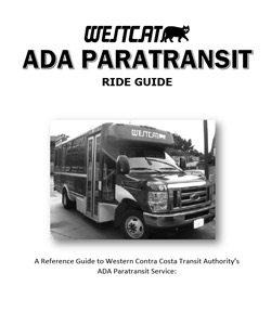 Dial-a-ride guide